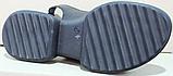 Босоножки летние кожаные на танкетке от производителя модель РИ2102, фото 5
