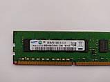 Оперативная память Samsung DDR3 2Gb 1333MHz PC3-10600E ECC (M391B5673FH0-CH9) Б/У, фото 5