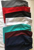 Брюки (штаны) медицинские, поварские, габардин, фото 1