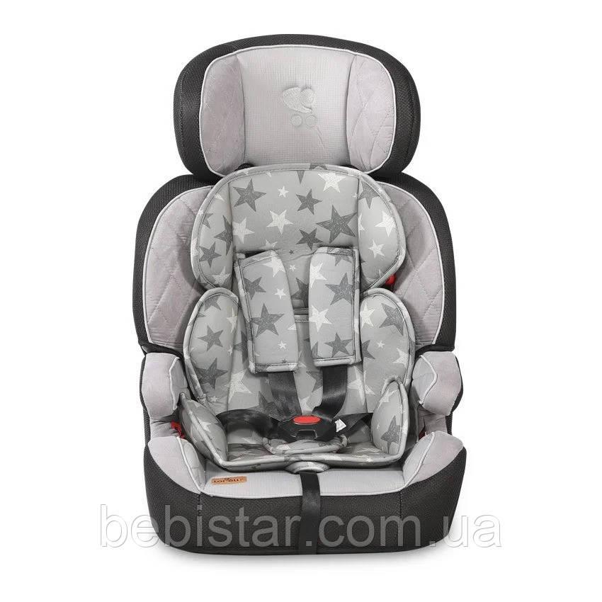 Автокресло Lorelli NAVIGATOR 1/2/3 (9-36 kg) для детей от 9 месяцев до 12 лет