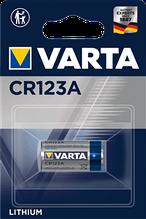 Батарейка CR123A Lithium Cell 3V 6205 301401 VARTA