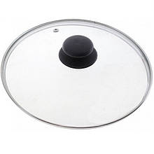 Крышка стеклянная Stenson 26см, МН-0635