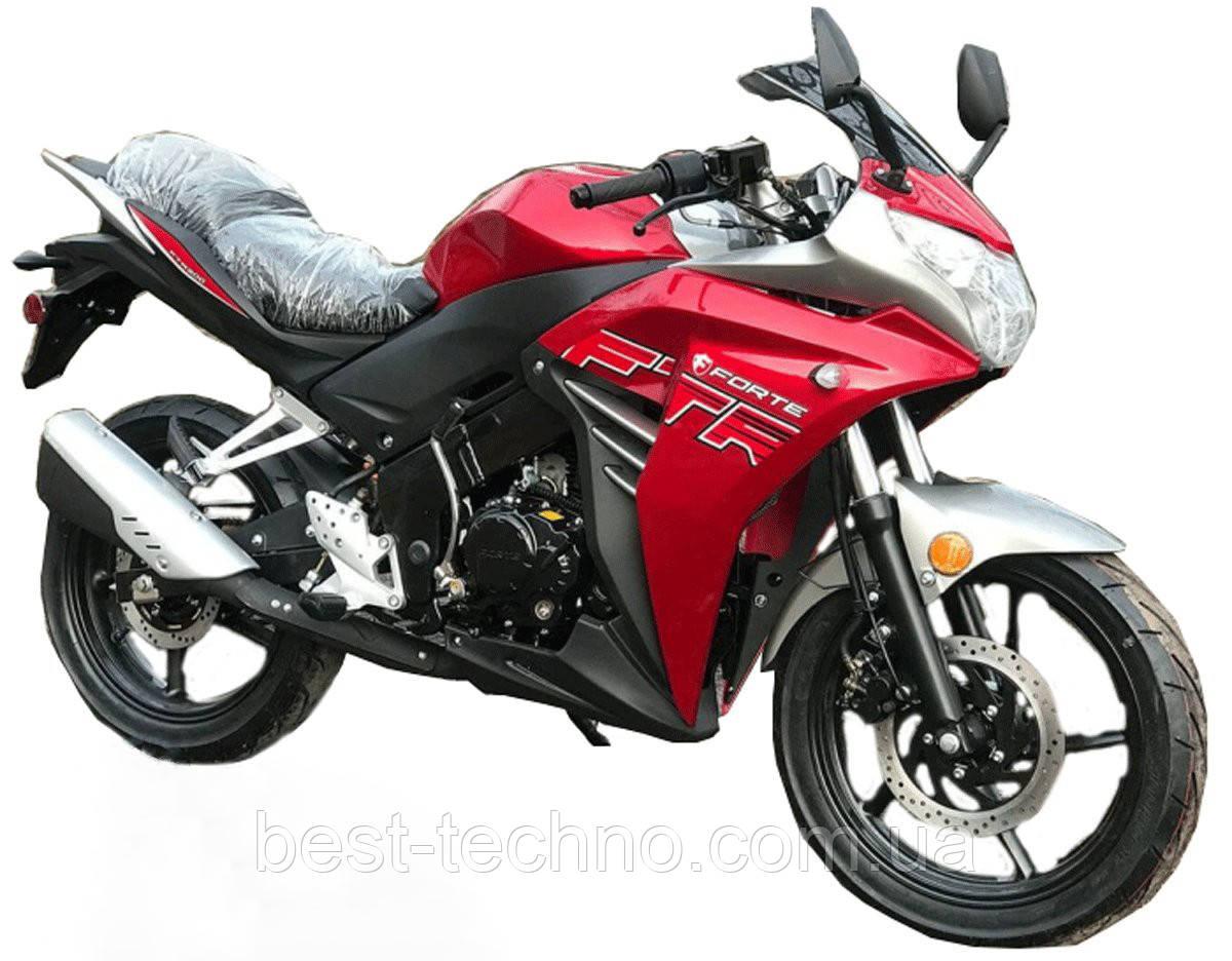 Мотоцикл Forte FTR300 2019 (Форте 300 куб. см.)