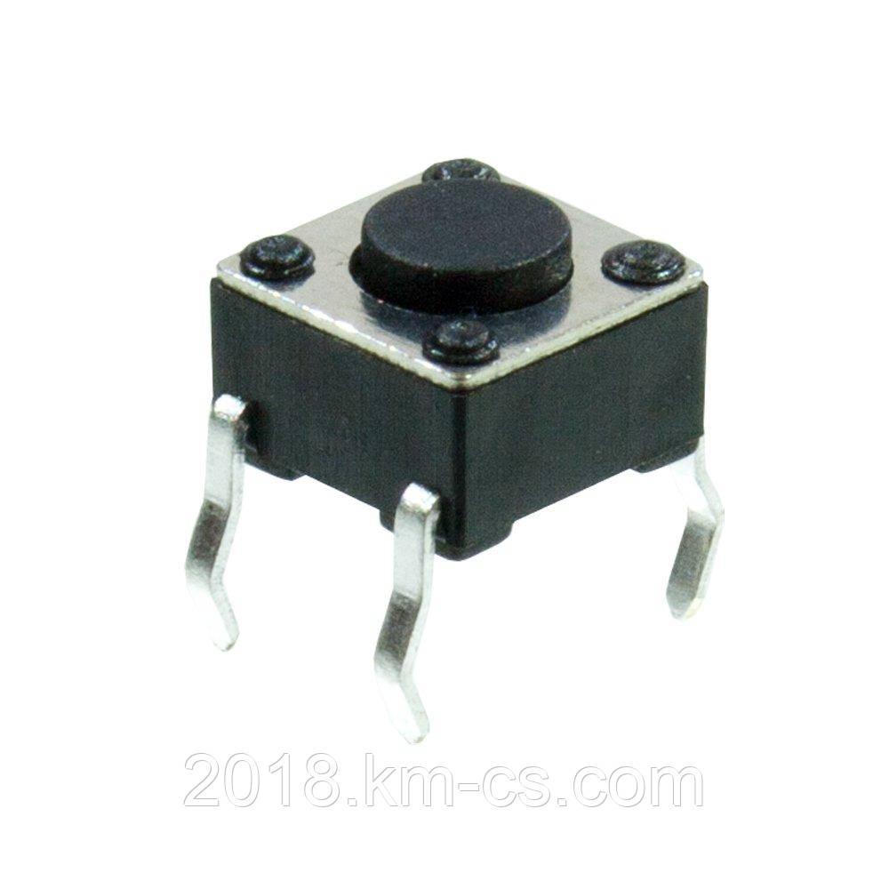 Кнопка (Pushbutton) KLS7-TS6601-4.3-180 (KLS Electronic)