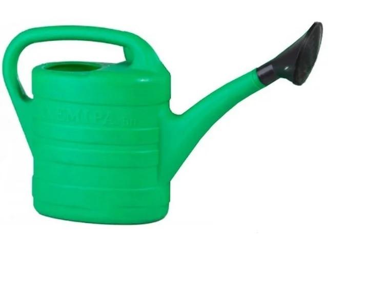 Лейка садовая пластмассовая на  10  литров