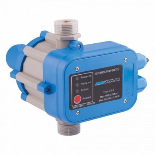 Контролер тиску електронний WOMAR LS-1