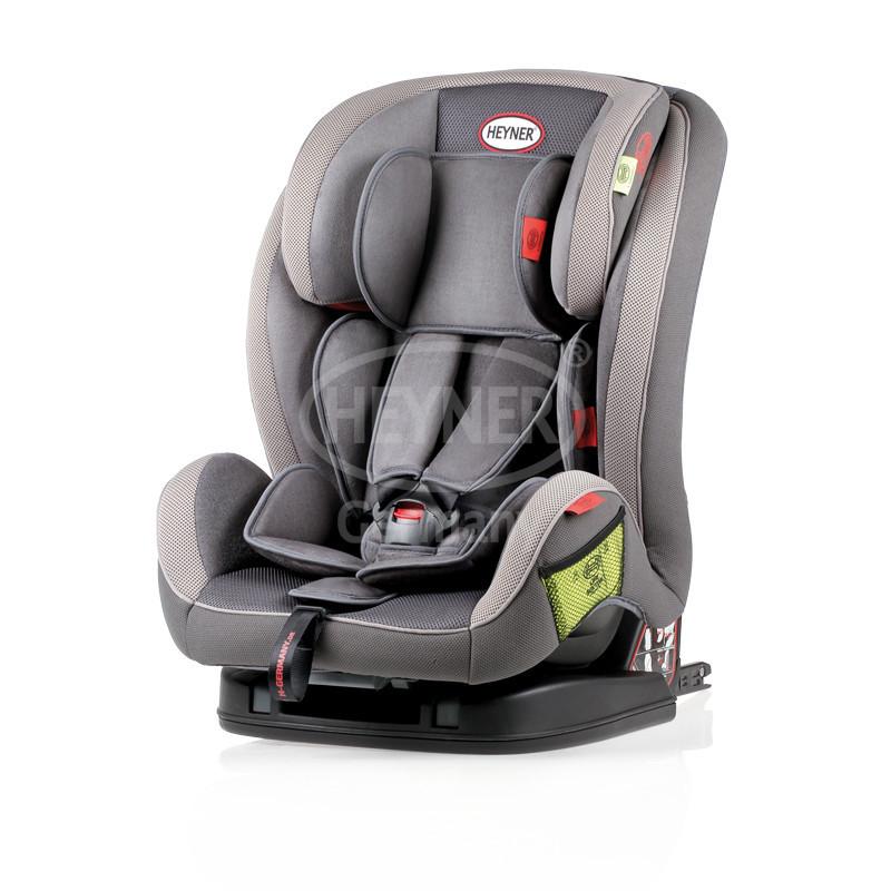 Дитяче автокрісло HEYNER® MultiFix AERO+ (796120) Koala Grey