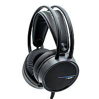 Игровые наушники Hoco W100 Gaming headset с RGB подсветкой