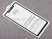 5D захисне скло Xiaomi Mi8 SE повна проклейка