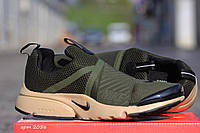 Кроссовки Nike Air Presto, хаки, 42р. по стельке 26,5см