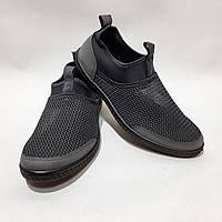 Мокасины кроссовки мужские летние хорошего качества, фото 1