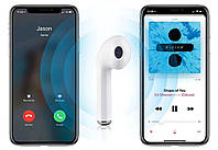 Гарнитура BLUETOOTH EARPHONE i7S TWS без бокса | беспроводные наушники |  AirPod APPLЕ! Акция