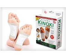 Пластырь Kinoki для вывода токсинов из организма RS-33 (51346)