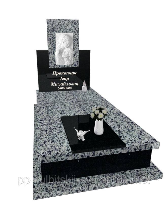 Одинарний пам'ятник N6129