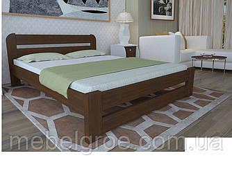 Деревянная односпальная кровать 90 Престиж тм Мекано