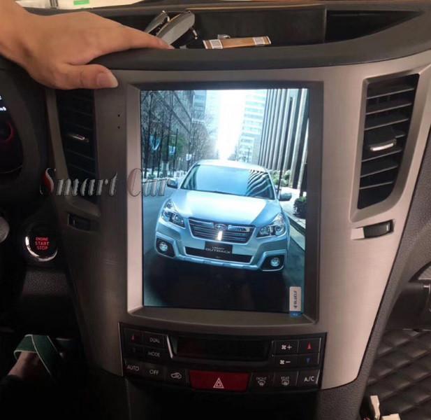 Магнитола головное устройство Subaru Legacy Outback Android