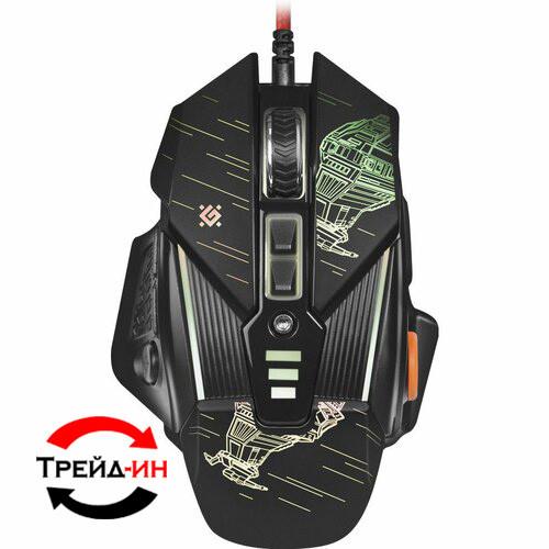 Мышь Defender sTarx GM-390L Black, RMA