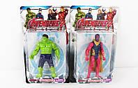"""Герои """"Avengers2"""" на планшете"""