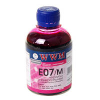 Чернила WWM для EPSON Stylus Universal (Magenta) (E07/M) 200 г