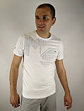 Трикотажная мужская футболка, фото 4