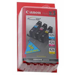 Картридж Canon (CLI-426) iP4840 C/M/Y (4557B006) MultiPack