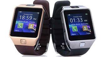 Наручные умные смарт- часы Smart DZ09