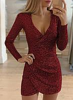 "Платье ""Verena"" red"