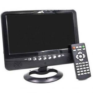 """Портативный телевизор с тюнером 9.5"""" Opera TV OP-902 USB+SD + батарея T2 автомобильный телевизор"""