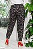 Стильные женские летние брюки, большой размер!, фото 2