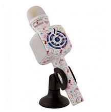 Детский беспроводной портативный караоке микрофон LOVE ECHO YL-200