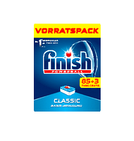 Миючий засіб в таблетках для посудомийної машинки Finish 85!3 шт