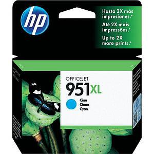 Картридж HP №951XL OJ Pro 8100/N811A/N811D (CN046AE) Cyan