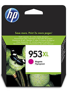 Картридж HP №953XL OJ Pro 8210/8710/8720/8725/8730 (F6U17AE) Magenta