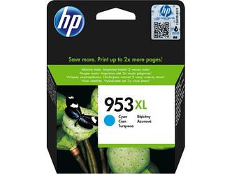 Картридж HP №953XL OJ Pro 8210/8710/8720/8725/8730 (F6U16AE) Cyan