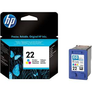 Картридж HP №22 для DJ3920/PSC1410 (C9352AE) Color