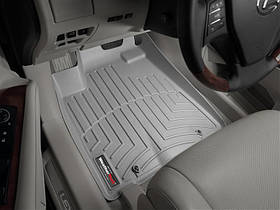 Ковры резиновые WeatherTech Lexus RX 2009-2012 передние серые