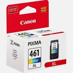 Картридж Canon (CL-461XL) Pixma TS5340 Color (3728C001)