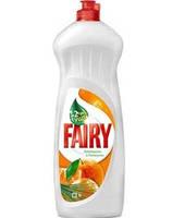 ➤ Рідкий засіб для миття посуду ➤ Рідина для миття посуду Фейрі 1000 мл апельсин