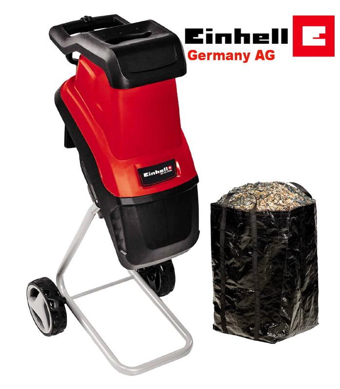 Измельчитель веток электрический Einhell GC-KS 2540 New