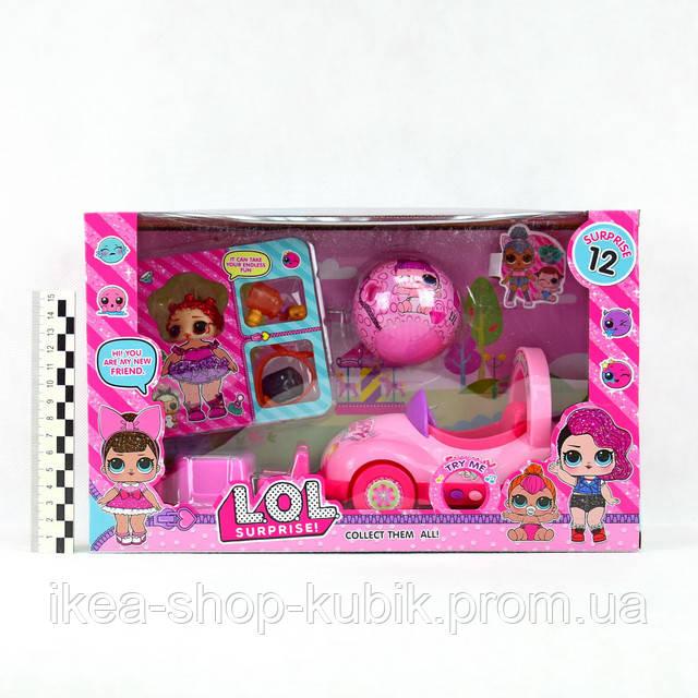 QI QI Машина для ляльок TM929
