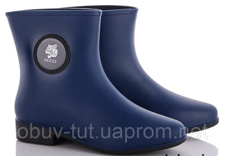 Нові жіночі гумові чоботи, розміри 36-40