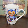 "Чашка ""Magic owl"" blue (320 мл.)"