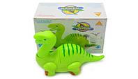 Муз. динозавр в коробке