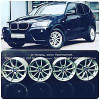 Диски  BMW X3 F25 Vivaro Trafic T5  R17 7.5J DIA 72.6 PCD 5x120 ET 32