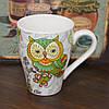 "Чашка ""Magic owl"" green (320 мл.)"