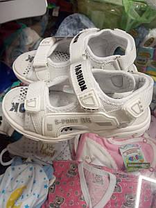 Літні дитячі спортивні босоніжки, сандалі розмір 26 27 28 29 31