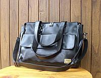 Мужская кожаная сумка. Модель 63223, фото 9