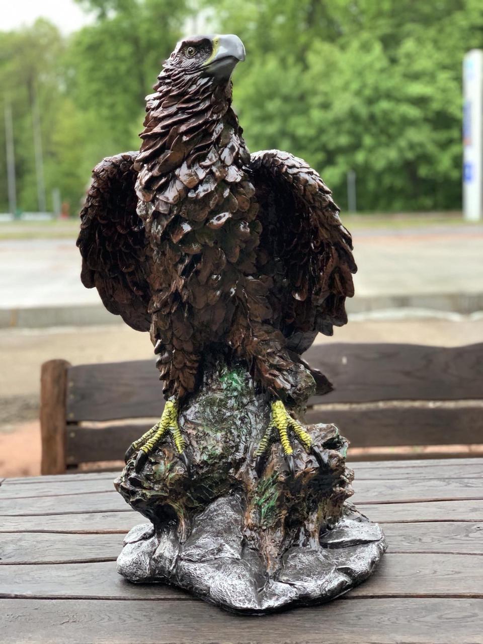 Статуя Орел 90 см (полистоун)