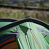 Двухместная палатка купол двухслойная с тамбуром Vango Helvellyn 200 Pamir Green, фото 3