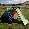 Двухместная палатка купол двухслойная с тамбуром Vango Helvellyn 200 Pamir Green, фото 4